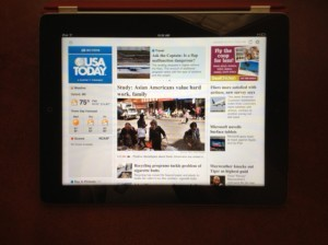 Mobile devices mean opportunity for news orgs