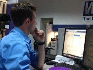 WLOX reporter Jonathan Brannan is on Facebook: Jonathan Brannan WLOX and  Twitter: @JBrannanWLOX.  Photo by Payton Green.